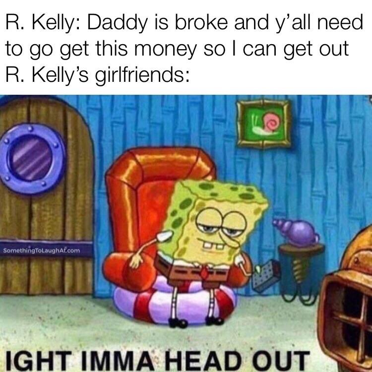 R. Kelly meme