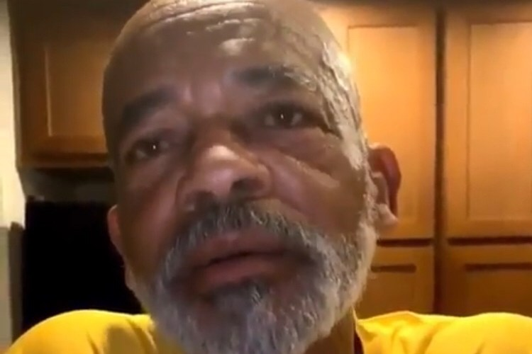 70 year old man caught with hickey
