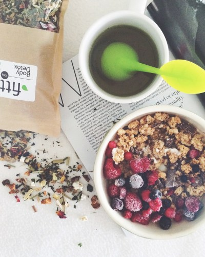 Fittea : cure Body Detox 28 jours