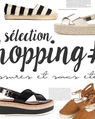 Sélection shopping #5 chaussures et sacs