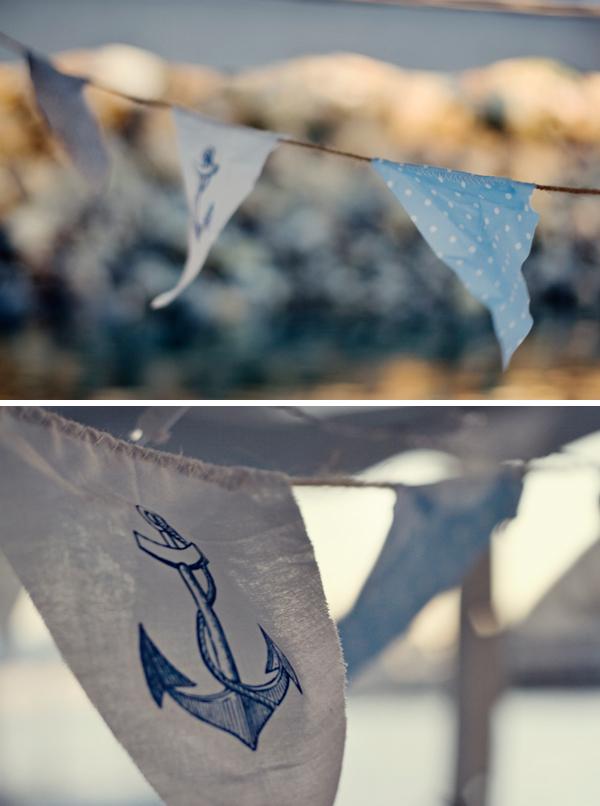 Bridal Shower on a Boat SomethingTurquoise.com