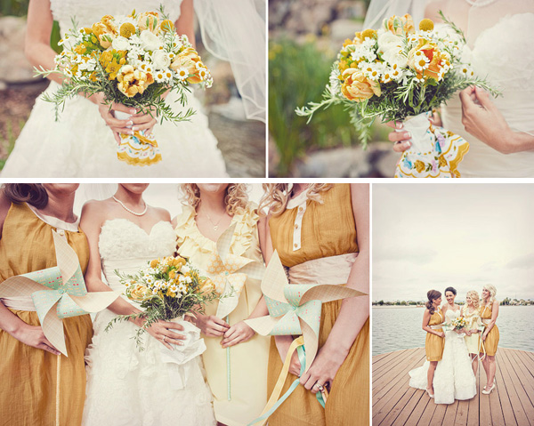 Real Wedding - Brandon + Jackie - Sloan Photographers