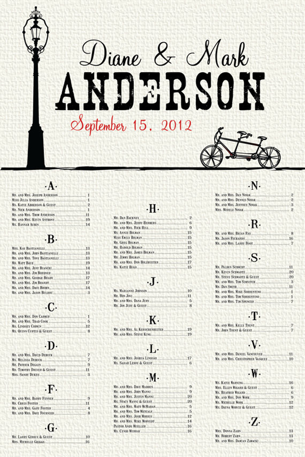 Doc570413 Seating Chart Poster Template Wedding Seating Chart – Sample Wedding Seating Chart