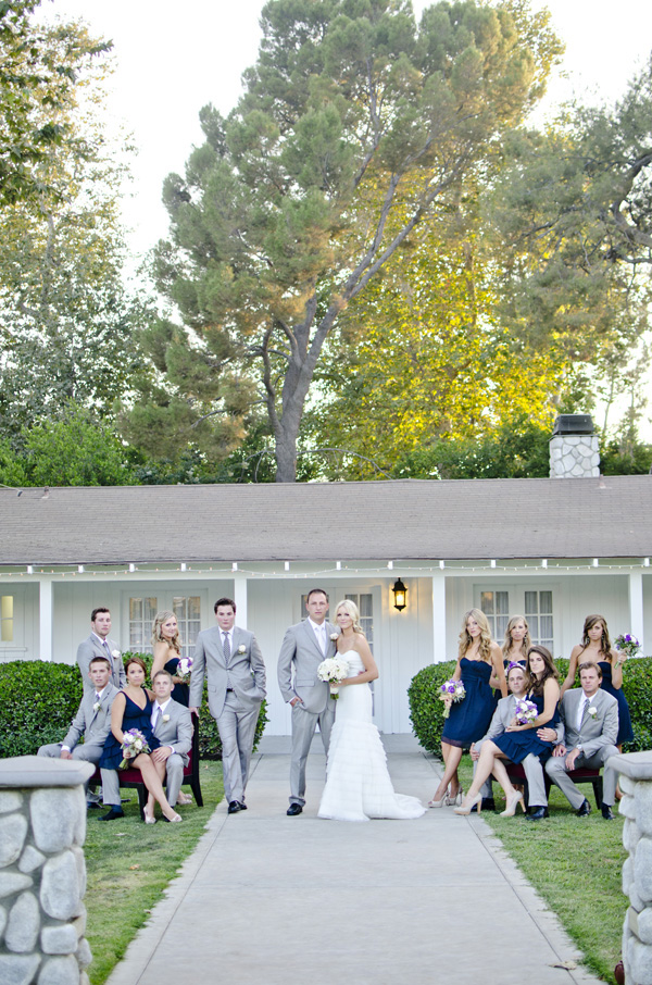 Calamigos Equestrian Center Wedding