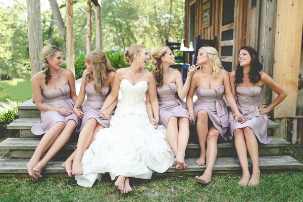 7F Lodge Wedding Texas