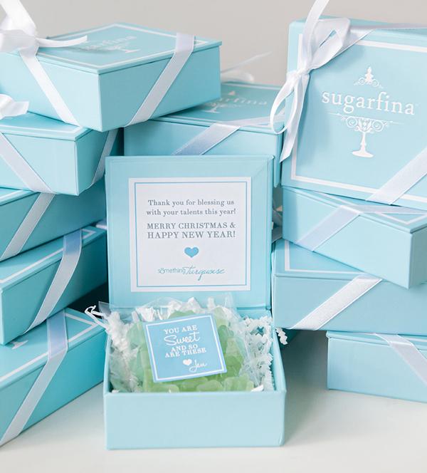 Custom Candy Wedding Favors With Sugarfina