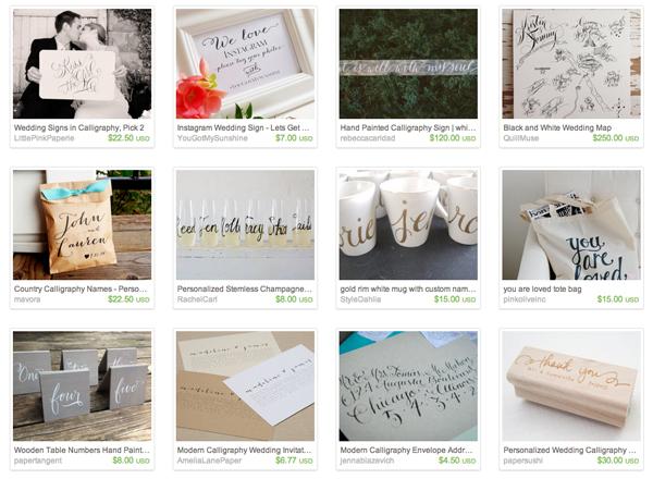 calligraphy-wedding-details-etsy