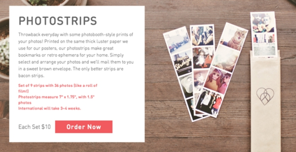 photo strip save the date