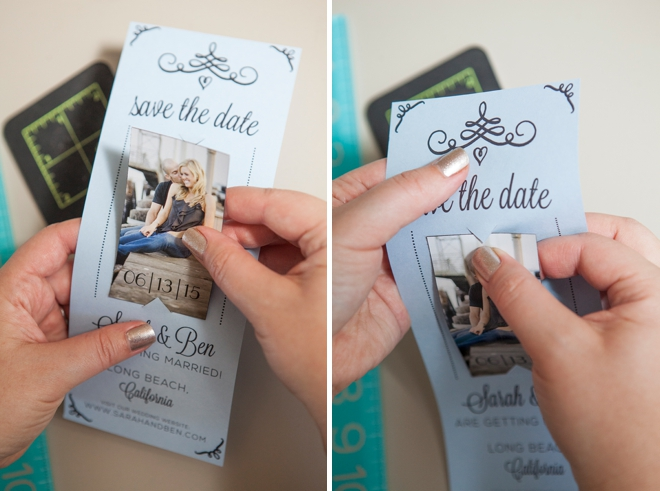 diy save the date magnets template learn how to easily make your own magnet save the dates