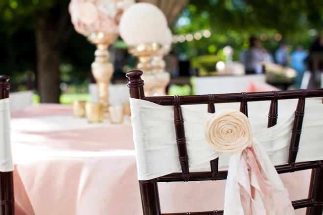 Beautiful DIY modern/vintage wedding decor...