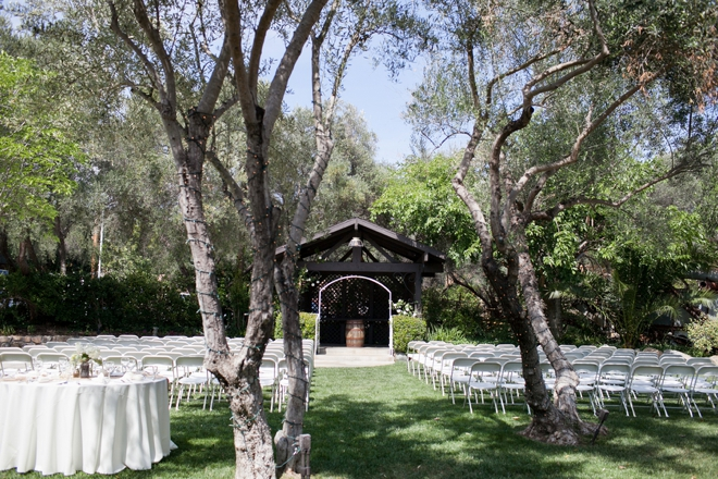Bernando Winery Wedding