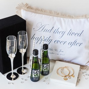 Personalize your wedding day with Things Remembered