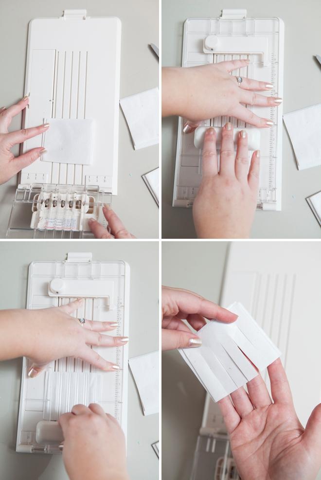 DIY Wedding // How to make a unique piñata guest book!