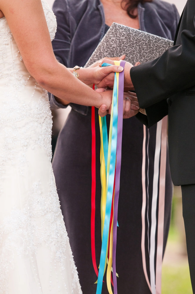 Ribbon ceremony