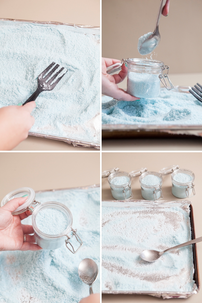 How to make your own Bath Salt gifts!