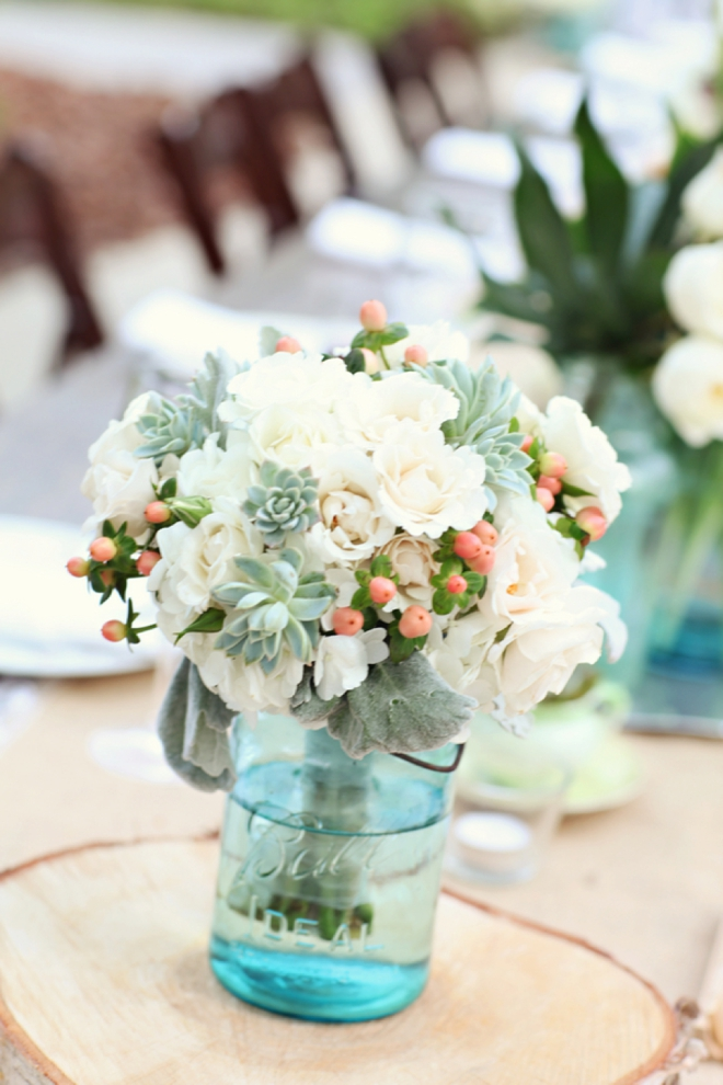 Spring DIY table decor