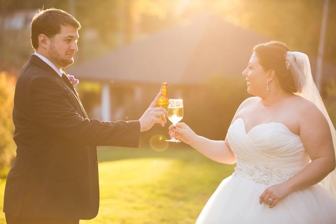 Mr & Mrs cheers