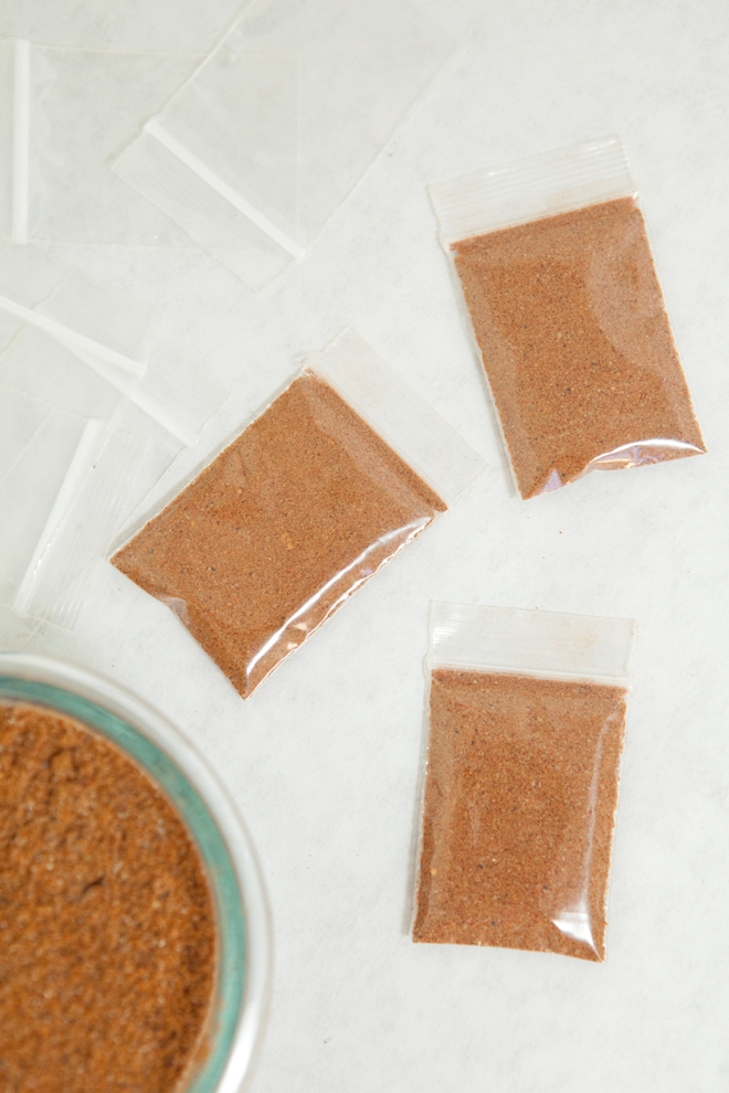 Awesome Bloody Mary Spice Mix recipe and gift idea!