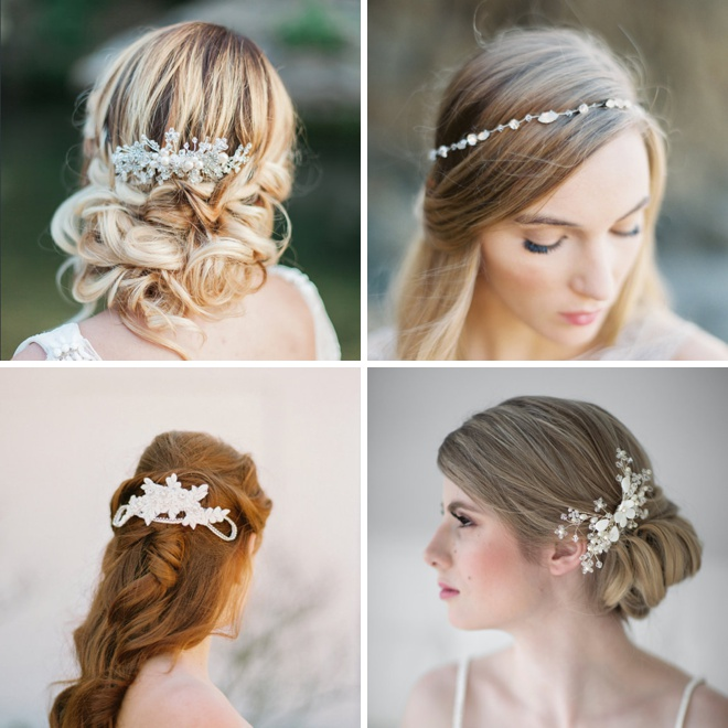 Gorgeous Hair Accessories From Etsy