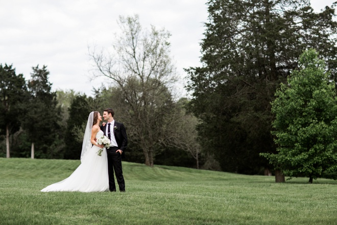 Gorgeous, handmade wedding at Historic Cedarwood