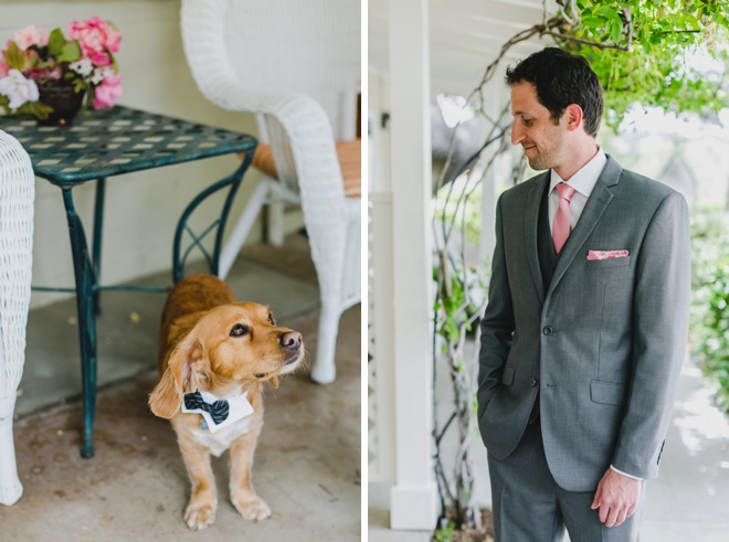 Super sweet, colorful DIY wedding at the Fess Parker winery!
