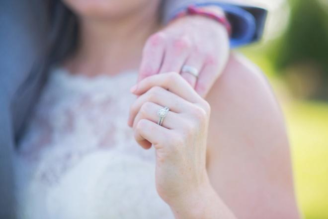Wedding Ring Shot!