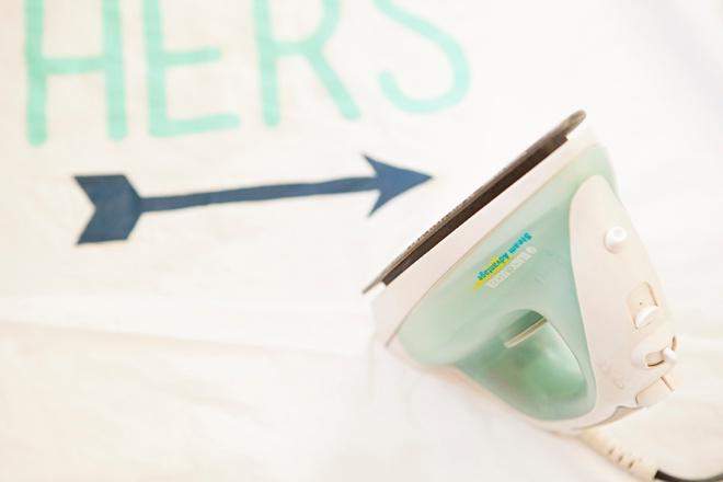 How to heat set Martha Stewart Crafts Paint