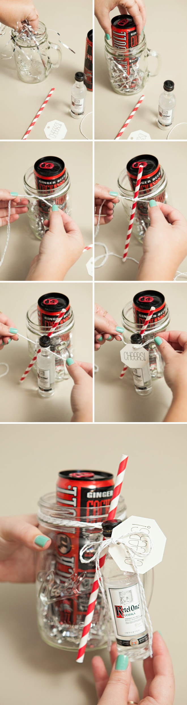 how to make homemade cocktails