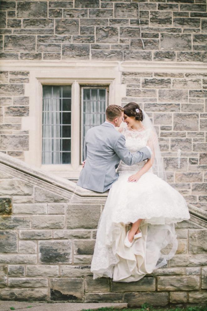 Gorgeous bridal portrait!
