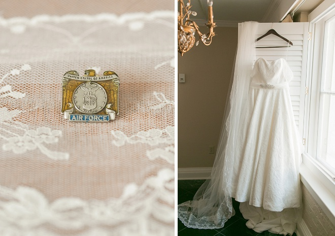 We love these darling bride details!