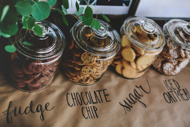 Awesome DIY Idea For Using A Sharpie On Kraft Paper For Wedding Table  Signage And Decor