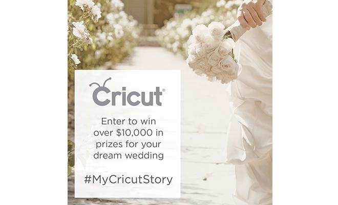 HUGE Cricut Wedding Giveaway!