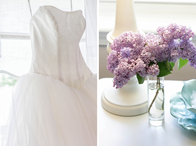 We're in love with the breathtaking details for the Bride's big day!