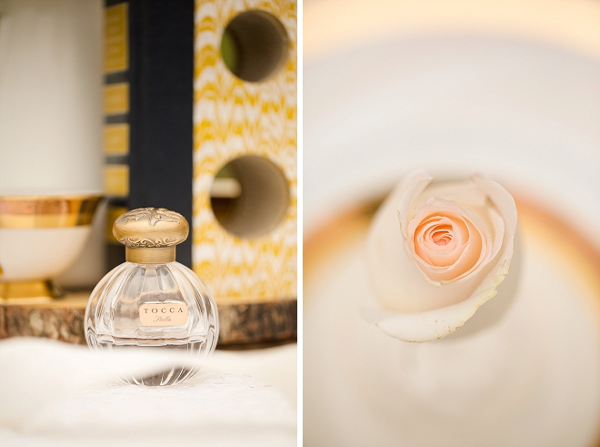 We're crushing on all of the delicate details at this styled shoot!