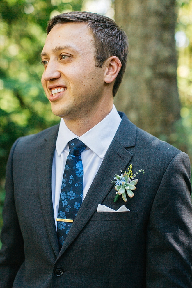 The handsome Groom before the big day!