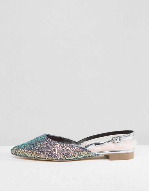 Maybe I want to wear mules for my wedding? Why not!? Love these sparkly ones.
