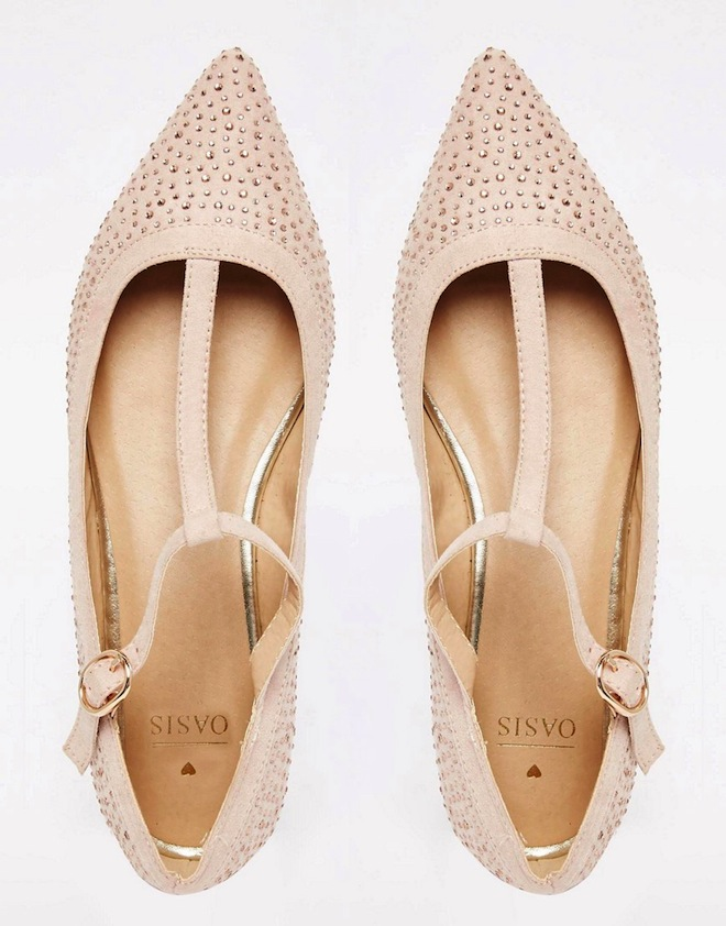 Flats that you can wear after the wedding!
