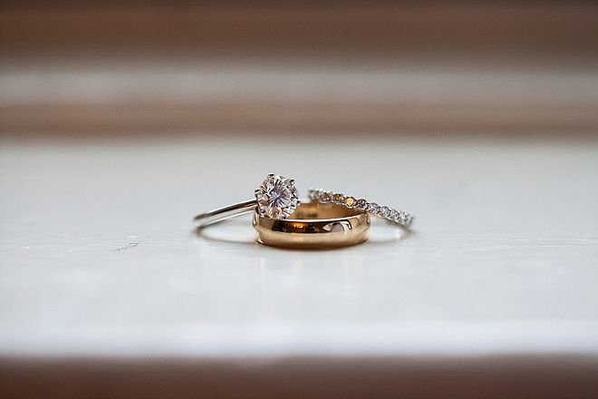 Obsessed with this gorgeous ring shot!