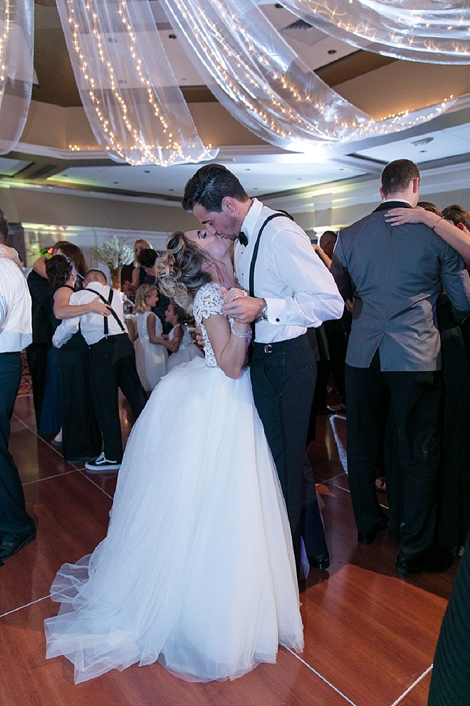 First dance as Mr. and Mrs!