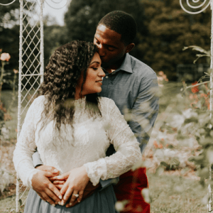 Swooning over this gorgeous couple's engagement session!