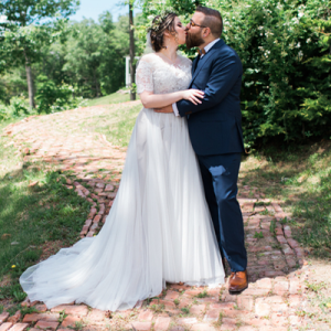 Swooning over this stunning romantic wedding!