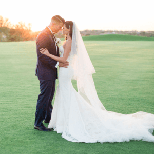 We couldn't love this dreamy wedding any more!
