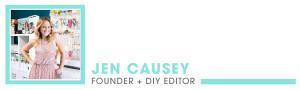 Jen Causey, Something Turquoise