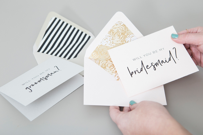 These free printable will you by my bridesmaid and groomsman cards are SO cute!