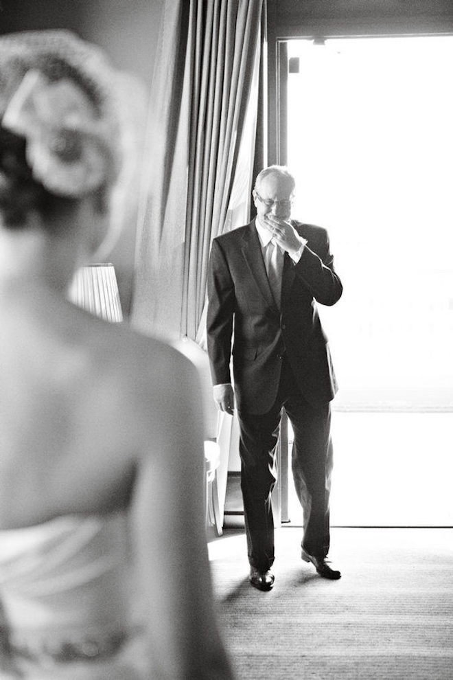 10 Father of the Bride First Looks That Give Us All The Feels