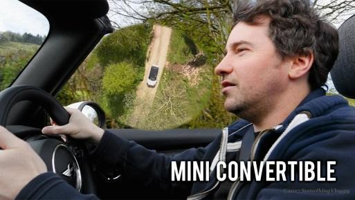 2016 Convertible Mini Cooper Test Drive
