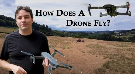 How Do Drones Fly?