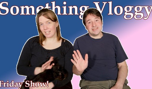 In Which We Plot (Feat Megan The Rabbit) | Friday Show 12