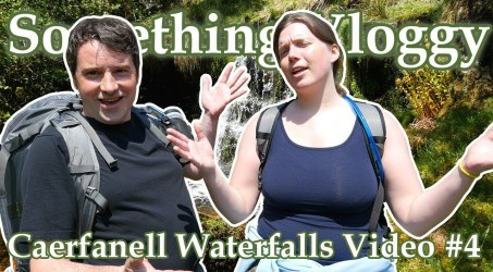 Further Waterfall Chasing On The Caerfanell River #4 (Talybont #6) Video