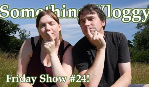 British People Talk about the weather, Our First Cadw Challenge Film, and More – Friday Show #24